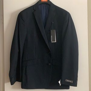NWT Kenneth Cole navy suit jacket!